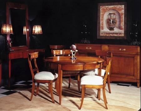 Salón Limoux elaborado en madera de Cerezo Francés