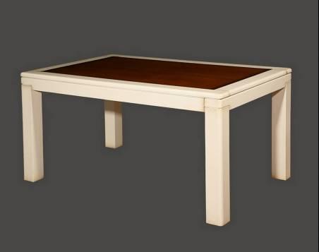 Mesa de Comedor Modelo París confeccionada en madera maciza de Haya