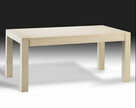Mesa de Comedor Modelo Roma fabricada en madera maciza de Haya