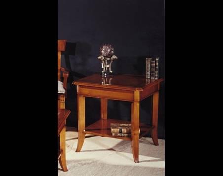 Mesa de Rincón Modelo Limoux elaborada en madera maciza de Cerezo Francés