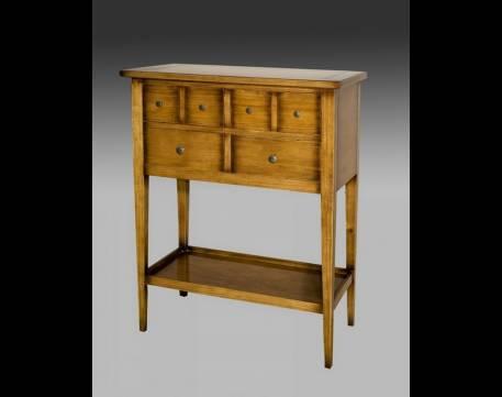 Mueble Auxiliar Modelo Venecia confeccionado en madera maciza de Landa
