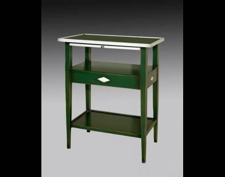 Mueble Auxiliar Telefonera Modelo Venecia en madera maciza de Landa