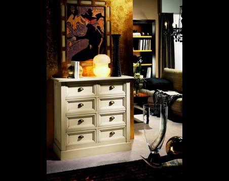 Aparador Modelo Limoux confeccionado en Cerezo Francés